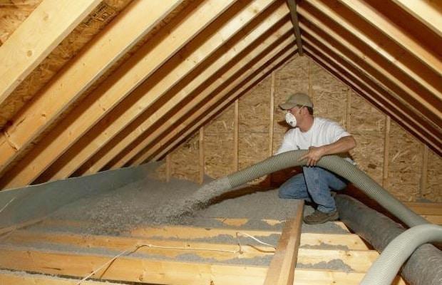 Cellulose Isolatie Voor Dak Amp Zoldervloer Online Advies