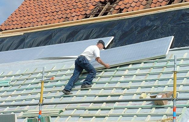 Prijs nieuw dak isolatie