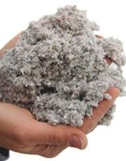 Ecologische cellulose isolatie