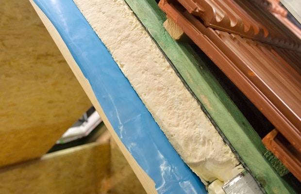 Een dak isoleren zonder onderdak methoden en weetjes for Isolation exterieur ou interieur