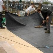 Plat dak isoleren