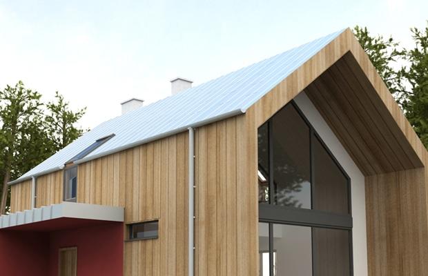 Geu00efsoleerde dakplaten: realisaties en prijzen