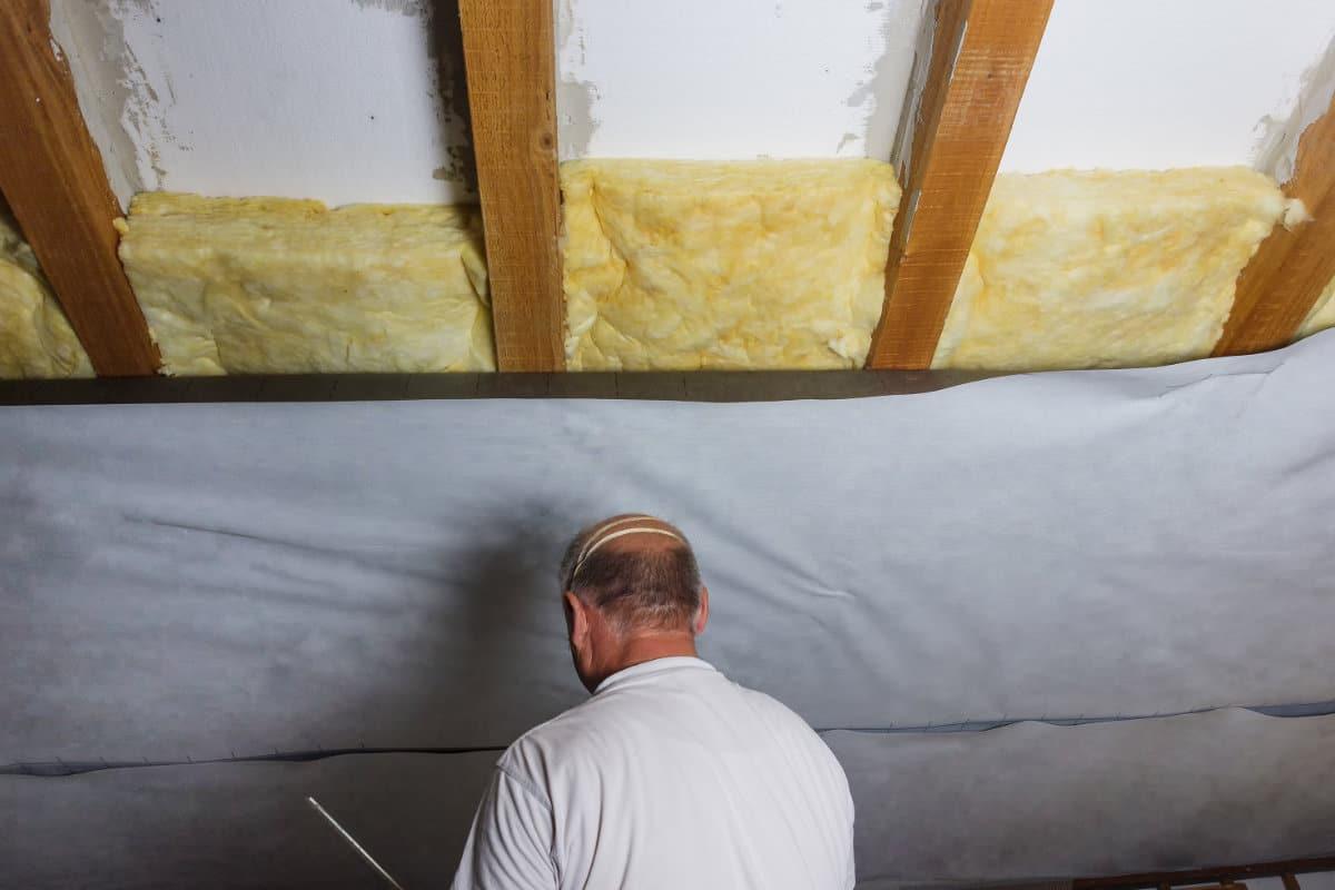 zelf dak isoleren